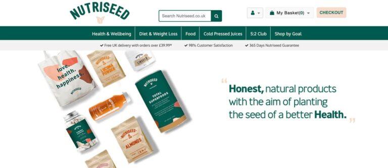 Nutriseed - Shopify Seller