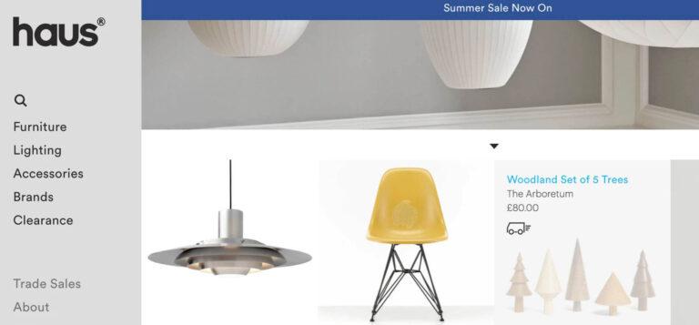 Haus - Shopify Seller