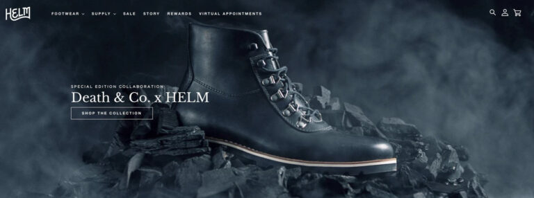 Helm - Shopify Seller