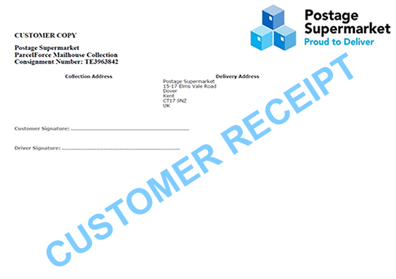 Advice on labelling a DPD parcel | Documents for DPD parcel